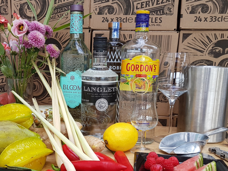 Cocktails Rien Proeverijen en Advies