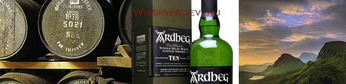 Whiskyproeverij - Single malt Rien