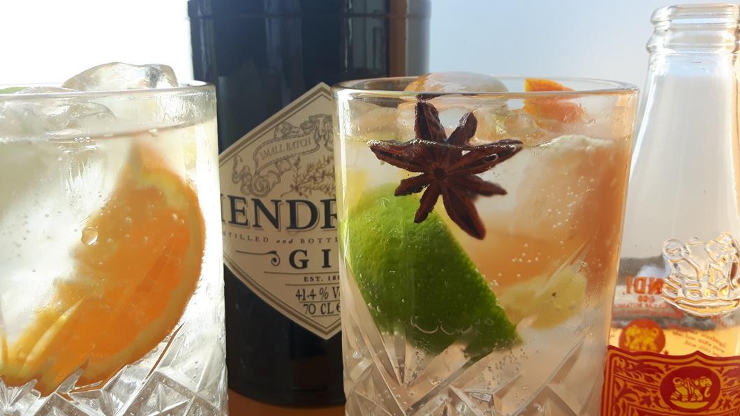 Gin en Tonic Proeverij Rien proeverijen en Advies
